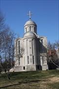 Image for St. Nicholas Cathedral Russian Orthodox Church -- Washington DC