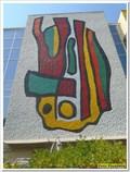 "Image for Mosaïque ""Composition murale"" - Heidi Melano (1) - Biot, Paca, France"