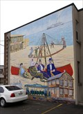 Image for Recreation By The Lake Mural - Oshawa, Ontario, Canada
