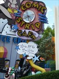 Image for Comic Strip Cafe - Universal's Islands of Adventure, Orlando, FL.