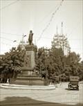 Image for Brigham Young Monument - Salt Lake City, Ut