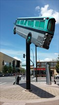 Image for RTC 4th Street Station Flying Bus - Reno, NV