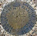 Image for British Columbia Legal Survey Marker 272 - Grand Forks, BC