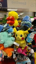 Image for Pikachu at GameStop ~ Pavilion Center, Kingsport, Tennessee.