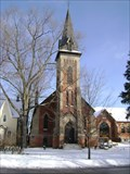 Image for Central United Church - Former Primitive Methodist Church - Unionville, Ontario, Canada