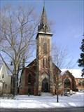 Image for Central United Church - Former Primitive Methodist Church - Unionville, Ontario, Canada