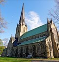 Image for CNHS - Christ Church Cathedral - Fredericton, NB