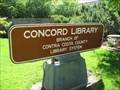 Image for Concord Library - Concord, CA