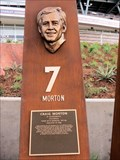 Image for Craig Morton, Ring of Fame Plaza, Mile High Stadium - Denver, CO