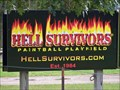 Image for Hell Survivors Paintball field - Pinkney, Michigan