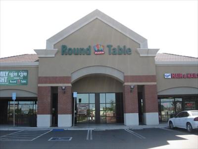 Round Table Main St Ripon Ca, Round Table Ripon