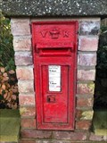 Image for Victorian Post Box - Stone Road - Eccleshall - Staffordshire - UK