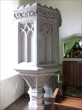 Image for Stone Pulpit - St Bridget's - St Brides Major, Vale of Glamorgan, Wales.