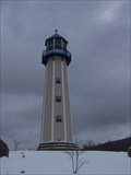 Image for Lighthouse Maker Grants Tionesta its Shining Moment - Tionesta, PA