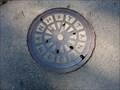 Image for Manhattan Born Manhole Cover  -  New York City, NY