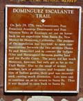 Image for Dominguez Escalante Trail -