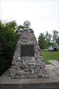 Image for Royal Canadian Legion Memorial Cairn -- Village Hall, Carievale SK