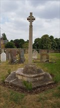 Image for Memorial Cross - St Michael and All Angels - Edmondthorpe, Leicestershire