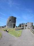 Image for Aberystwyth Caste Ruins, Prominade, Aberystwyth, Ceredigion, Wales, UK