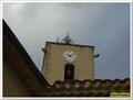 Image for L'horloge du clocher de l'église de Volx