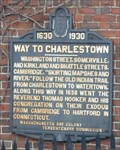 Image for Way To Charlestown