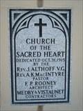 Image for 1915 - Sacred Heart Catholic Church - Rossland, BC