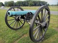Image for 6-Pounder Bronze Field Gun, Model of 1841, No. 182 (Ames) - Gettysburg, PA