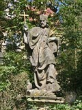 Image for St. John of Nepomuk // sv. Jan Nepomucký - Horín, Czech Republic