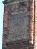 Image for 1897 - Christ's Hospital Almshouse, High Street, Buckingham, Buckinghamshire, UK