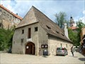 Image for mestská zbrojnice / city armory, Ceský Krumlov, Czech republic