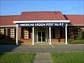 "Image for ""American Legion Post No. 47""-  Calhoun, Georgia"