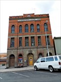 Image for Union hall in peril - Butte, MT