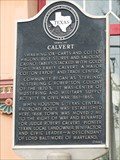 Image for Town of Calvert