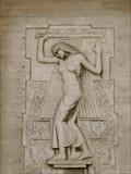 Image for Courthouse bas reliefs - Salinas, California