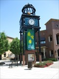 Image for Town Square Plaza Clock - Vacaville, CA
