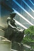 Image for Allegorical Female Figure - Henry W. Grady Monument - Atlanta, GA