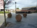 Image for Sculptural Mooring Posts - Loughborough, Leicestershire