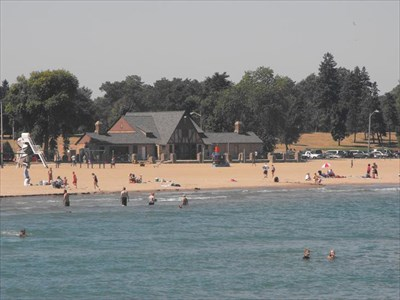 Simmons Island Beach House Kenosha Wi U S National Register Of Historic Places On Waymarking