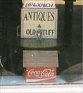 Image for Coke Bird House - Main Street Antiques - Hiram, GA