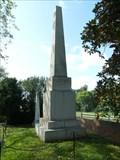 Image for President James Madison - Madison Family Cemetery - Montpelier - Virginia