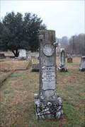 Image for Ruth Horn -- Alto City Cemetery, Alto TX