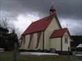 Image for St Pauls Anglican Church, Tokaanu. Southern Lake Taupo. New Zealand.