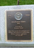 Image for PFC Ralph Roy Terry - Bainbridge, NY