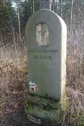 Image for Historischer Grenzstein an der B255 - Hessen, Germany