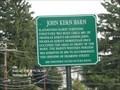 Image for John Kern Barn - Slatington PA