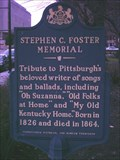 Image for Stephen C. Foster Memorial
