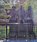 Image for Big Bend Scenic Byway - Three Soldiers Monument - Apalachicola, Florida, USA.