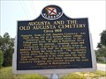 Image for Augusta and the Old Augusta Cemetery - Montgomery, AL