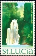 Image for Diamond Waterfall - Soufriere, St. Lucia