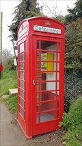 Image for Red Telephone Box - Goadby Marwood, Leicestershire
